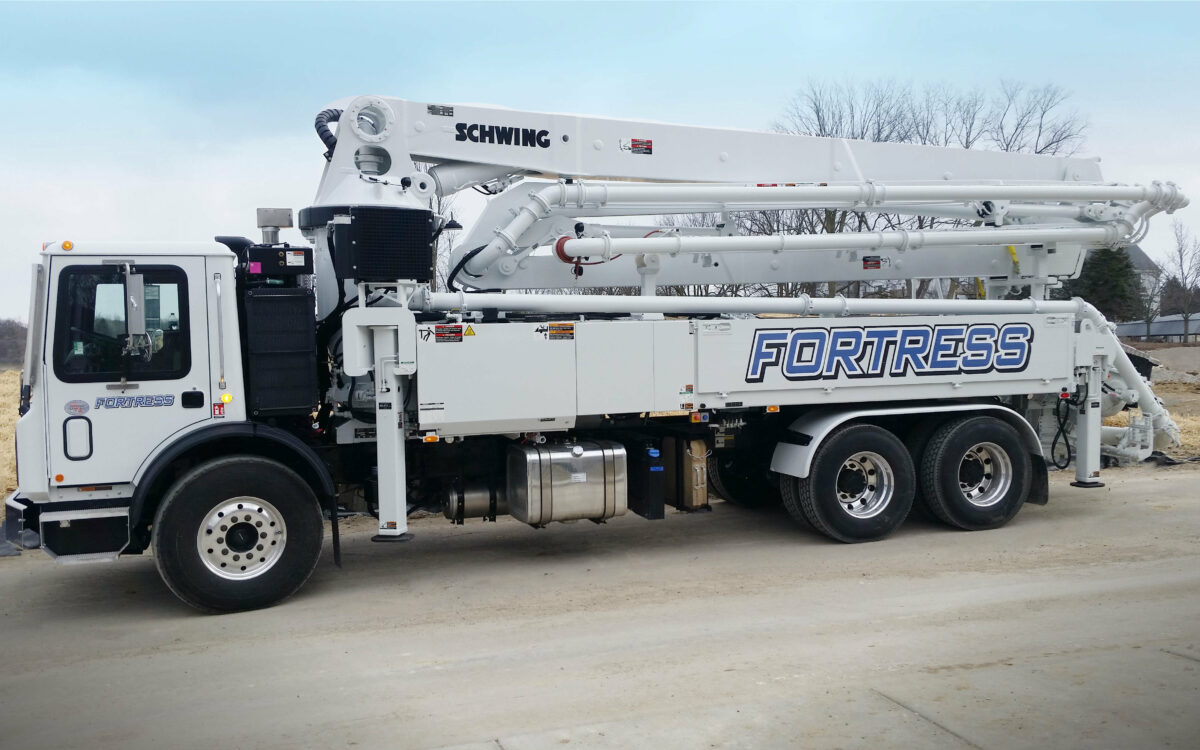 Fortress_Foundation_Concrete_Pumping_Truck